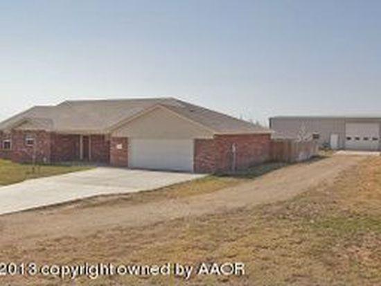 19931 Wind River Dr, Bushland, TX 79012