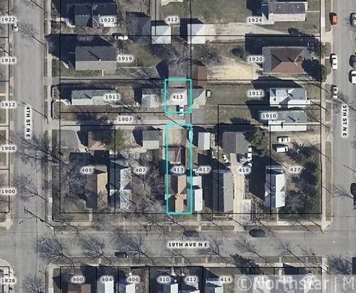 413 19th Ave NE, Minneapolis, MN 55418