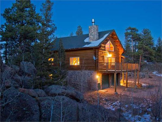2326 N County Road 73c, Red Feather Lakes, CO 80545