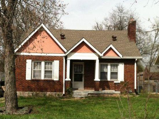 919 Mcclurkin Ave, Nashville, TN 37206