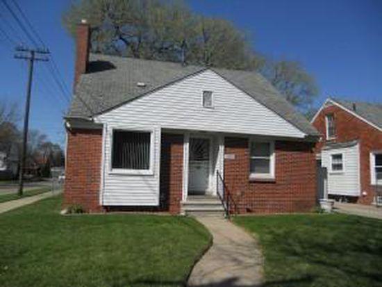 15803 Prevost St, Detroit, MI 48227