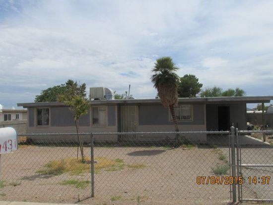 431 W Marcus Dr, Tucson, AZ 85756
