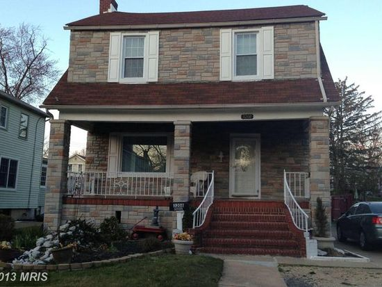 3208 Overland Ave, Baltimore, MD 21214