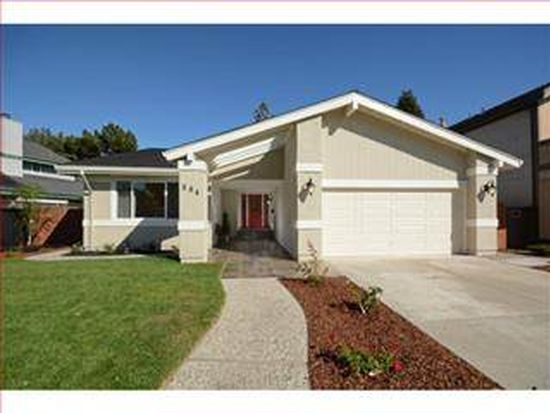 384 Port Royal Ave, Foster City, CA 94404