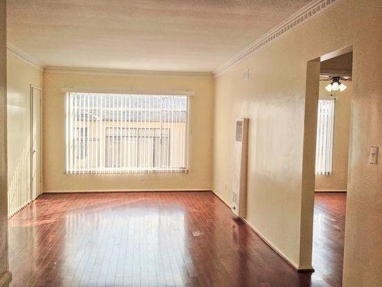 1724 N Gramercy Pl, Los Angeles, CA 90028