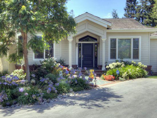 1424 Miravalle Ave, Los Altos, CA 94024