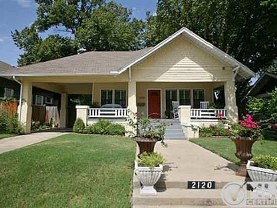 2120 Hurley Ave, Fort Worth, TX 76110