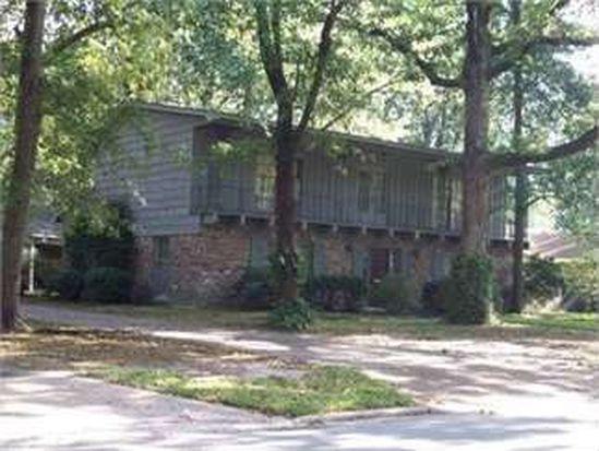 605 W 34th Ave, Pine Bluff, AR 71603