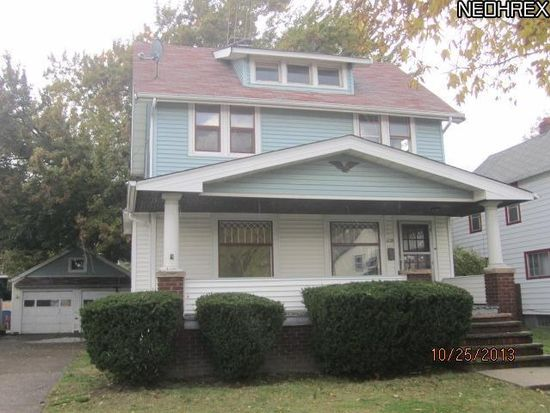 1278 E 167th St, Cleveland, OH 44110
