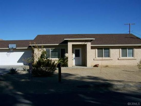58918 David Ave, Yucca Valley, CA 92284