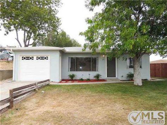 1191 Wren St, San Diego, CA 92114