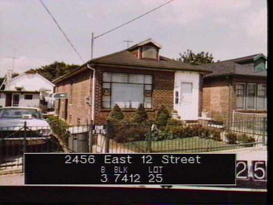 2456 E 12th St, Brooklyn, NY 11235