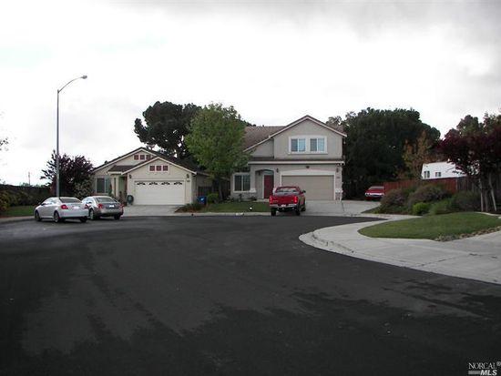 4576 Actriz Pl, Martinez, CA 94553