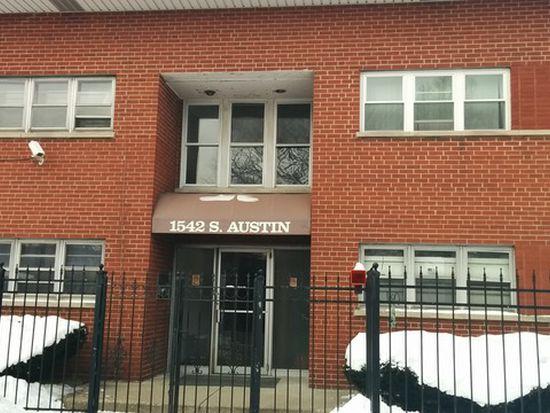1542 S Austin Blvd APT 9, Cicero, IL 60804