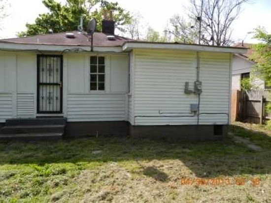 670 N Willett St, Memphis, TN 38107