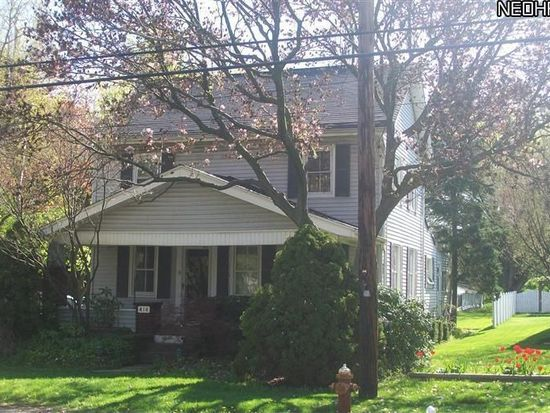 414 Wood St N, East Canton, OH 44730