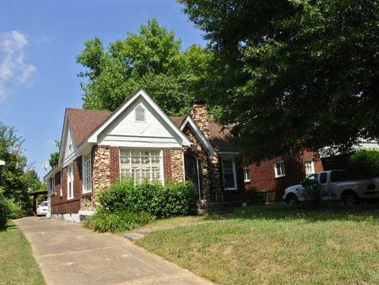 1724 Crump Ave, Memphis, TN 38107