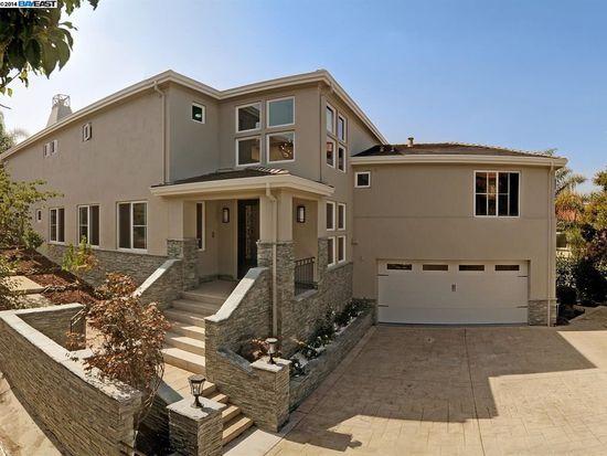 850 Vista Hill Ter, Fremont, CA 94539