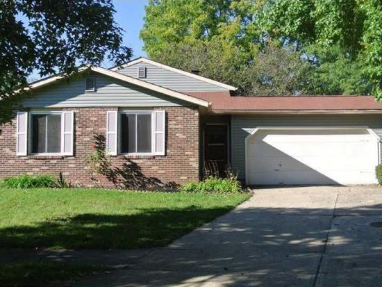 5801 Baron Ct, Indianapolis, IN 46250