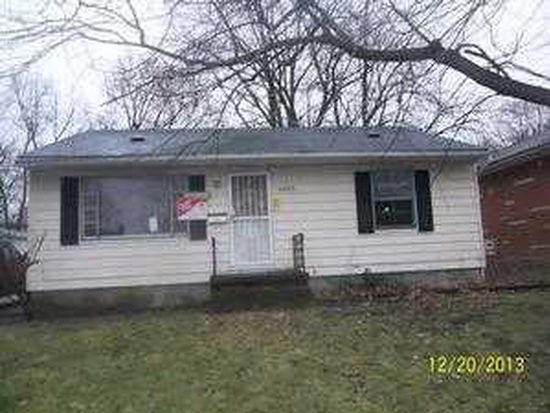 1463 Grand Park Ave, Akron, OH 44310