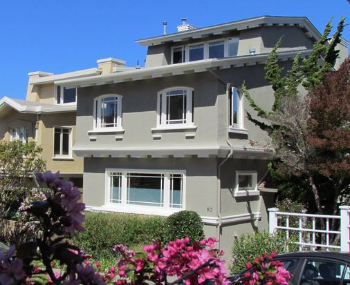 80 Ashbury Ter, San Francisco, CA 94117