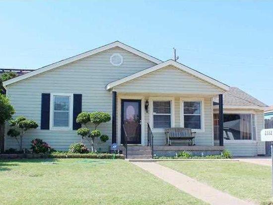 2332 SW Evans Ave, Lawton, OK 73505