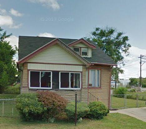 6348 Mackenzie St, Detroit, MI 48204