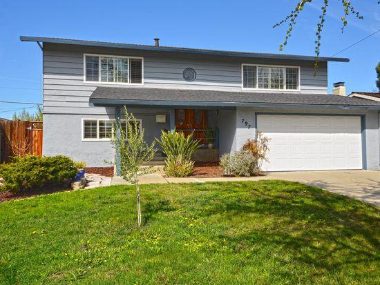 797 Regent Park Dr, San Jose, CA 95123