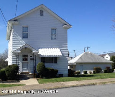 110 Powell St, Old Forge, PA 18518