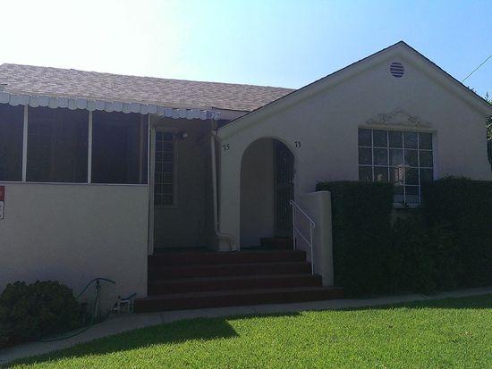 75 S Meridith Ave, Pasadena, CA 91106