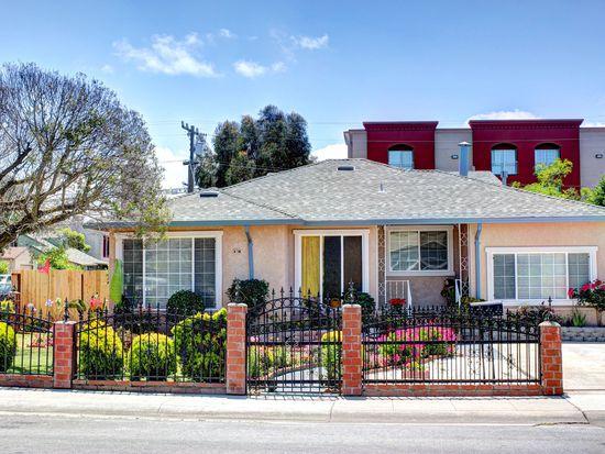 301 N Kingston St, San Mateo, CA 94401