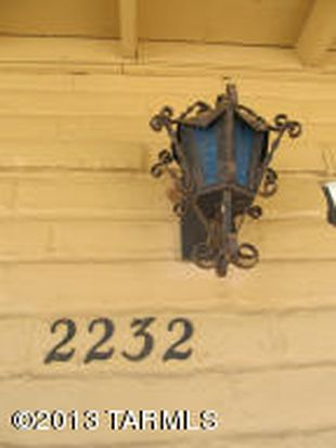 2232 N Madelyn Ave, Tucson, AZ 85712