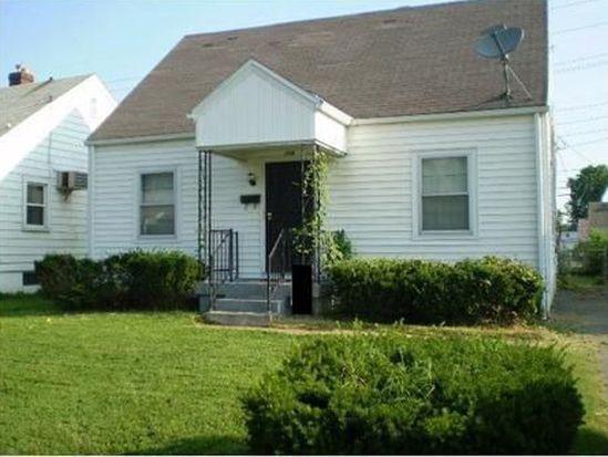 109 Freeman Ave, Louisville, KY 40214