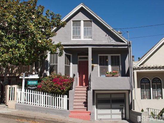 82 Peralta Ave, San Francisco, CA 94110