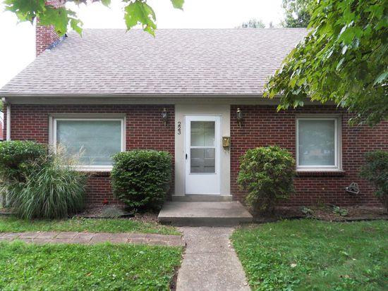 223 Koster St, Lexington, KY 40503