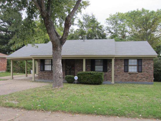 4314 Merlcrest Cv, Memphis, TN 38128