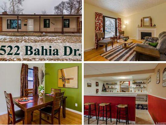 522 Bahia Dr, Saint Louis, MO 63119