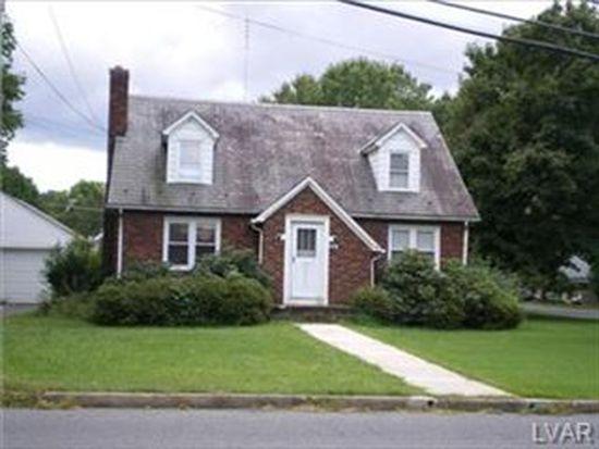114 W Elizabeth Ave, Easton, PA 18040