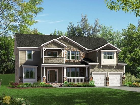Needham - Maple Brook Estates by Orleans Homes
