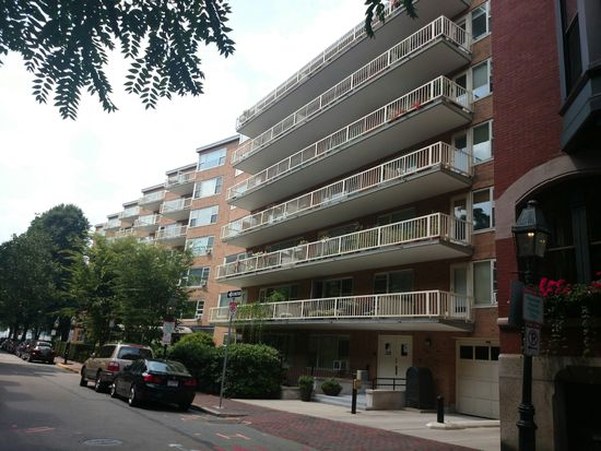 103 Pinckney St APT 3, Boston, MA 02114