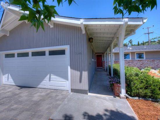 336 Keystone Ct, San Rafael, CA 94903