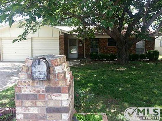 418 Campbell Ln, Denton, TX 76209