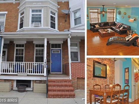 1405 S Carey St, Baltimore, MD 21230