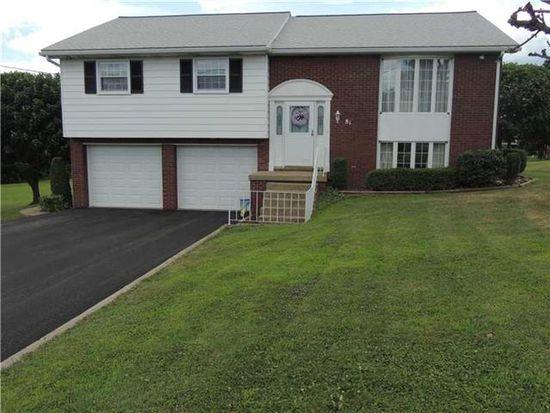 81 Hazel St, Blairsville, PA 15717