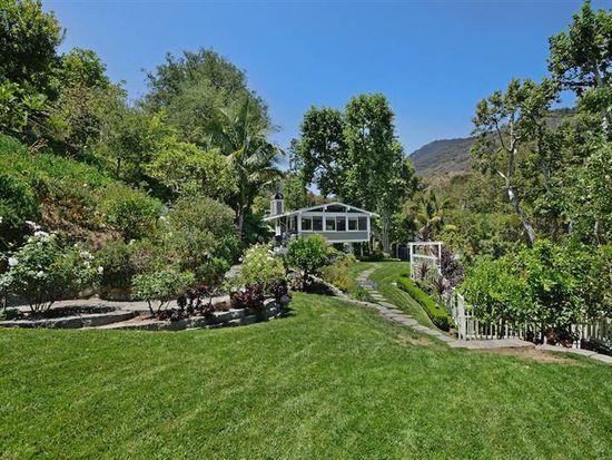 5815 Ramirez Canyon Rd, Malibu, CA 90265