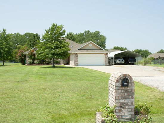 20262 S River Ranch Rd E, Claremore, OK 74019