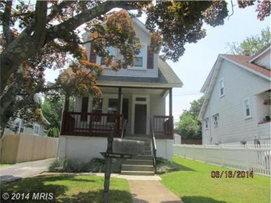 2907 Westfield Ave, Baltimore, MD 21214