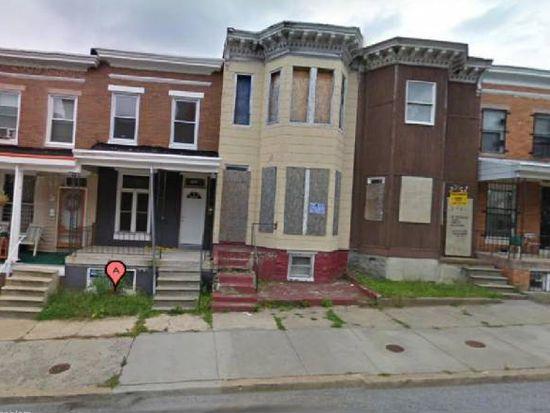 2749 Rayner Ave, Baltimore, MD 21216