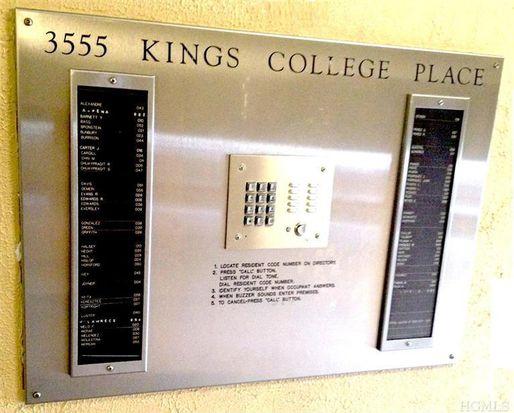 3555 Kings College Pl APT 6L, Bronx, NY 10467