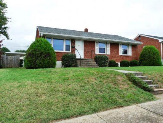 102 Hurst Ave NE, Roanoke, VA 24012
